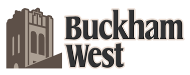 Buckham West Logo