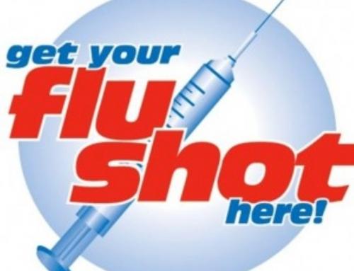 Flu Shot Clinic Scheduled